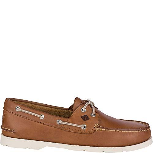 Buy sperry 2 eye boat shoe men tan