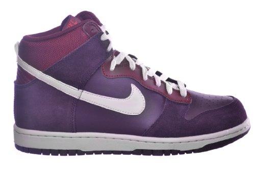 Nike Dunk High Men's Sneakers Port Wine/Light Bone/Dark Red