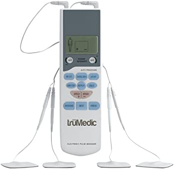 truMedic TENS Unit Electronic Pulse Massager