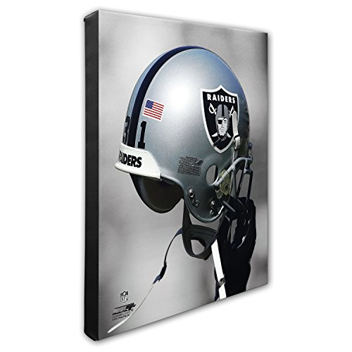 NFL Oakland Raiders Beautiful Gallery Quality, High Resolution Canvas, 16