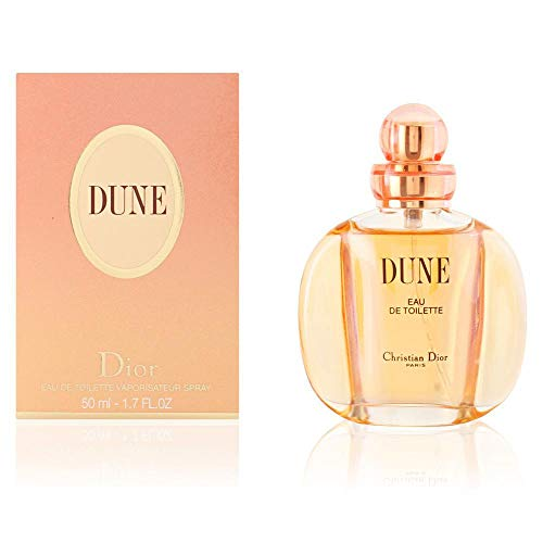 - Dune By Christian Dior For Women. Eau De Toilette Spray 3.4 Ounces