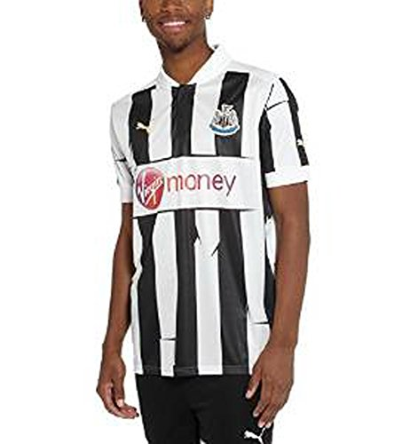 Puma Mens Newcastle Home Jersey
