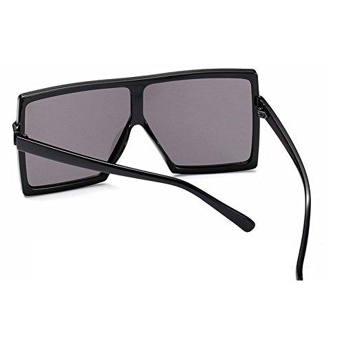 degradado sol enormes sol Lentes Gafas Sunglasses de tan Unas gafas tonos TL plazas mujer mujer UV400 hombres de fwxqOC1RX