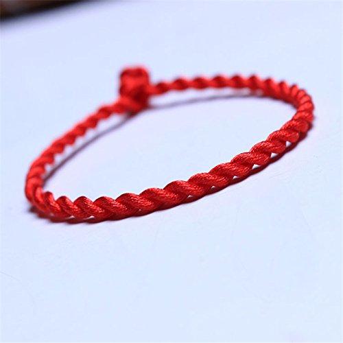 Personalized fine red string anklets woven lanyard bracelet Korean children's children to marry joking natal preparation of transport