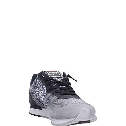 Lotto Japan Man Shoes Gris / Negro