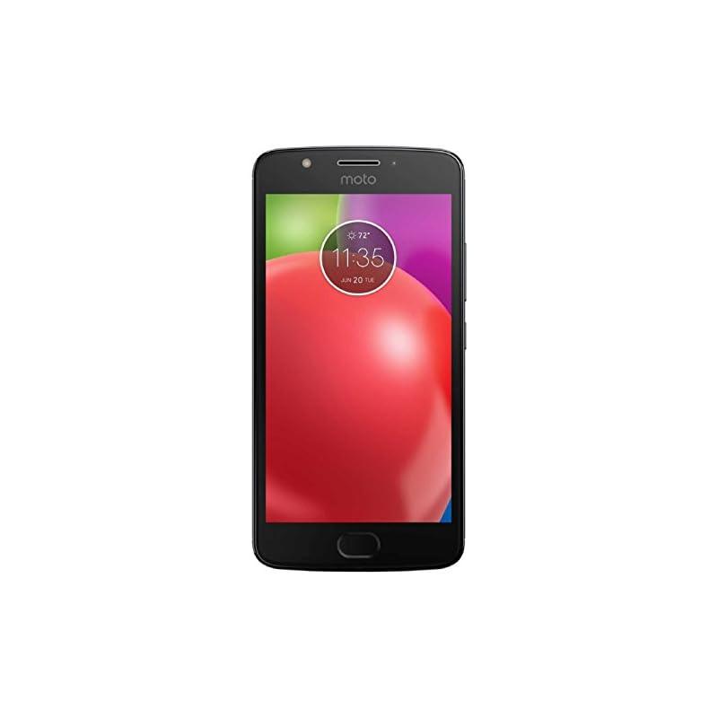 Motorola Moto E4 (4th Gen) 5-inch HD Dis