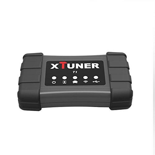 xtuner T1 OBDII Scanner HD Car Diagnóstico dispositivo Vehículos prueba dispositivo Engine de códigos de diagnóstico de Esfuerzo Reader cargas pesadas ...