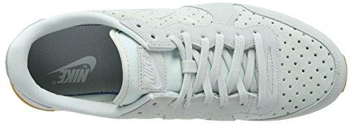 014 Grey barely Grey Premium Nike De Internationalist Pumice barely Para Mujer Gris Running light Zapatillas qCC6z