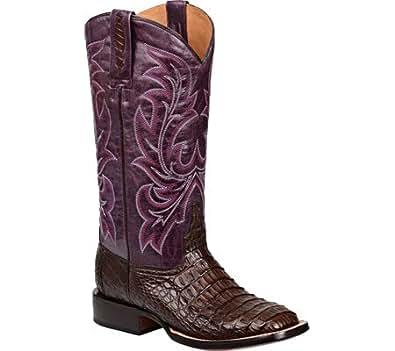 Elegant Amazoncom Lucchese Women39s Cowboy Boots N4735S54 Red Break Goat