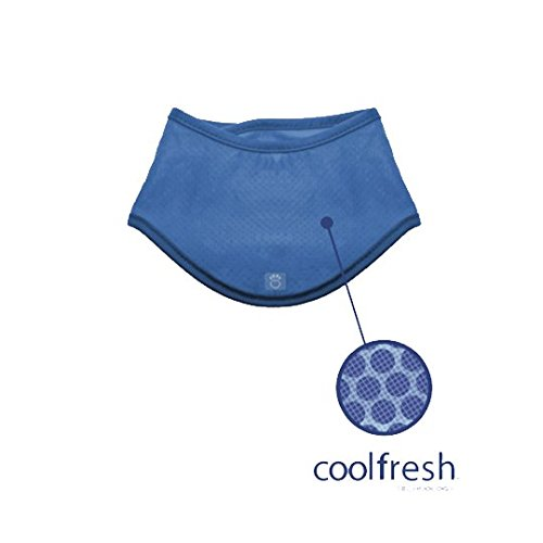 Go Fresh Pet Ice Band Cooling Bandana for Dogs (L/XL)