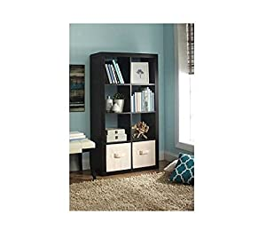 Amazoncom Better Homes and Gardens 8 Cube Organizer Espresso
