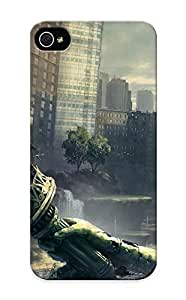B4bbf38425 Case Cover Post Apocalyptic New York City Compatible With Iphone 5/5s Protective Case wangjiang maoyi