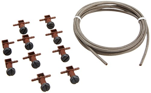 Blumat 41005 10 Distribution Drippers and Drip Tube for Watering