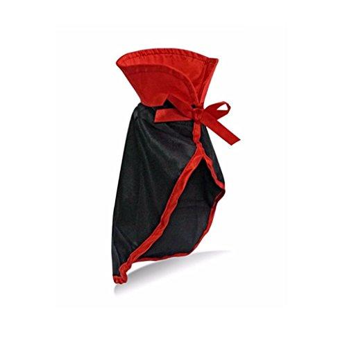 1PC Vampire Costume Pets Halloween Behalili Clothing Cloak Dress Up Teddy Cat Dog Black