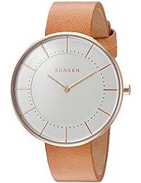 Skagen Women's SKW2558 Gitte  Leather Watch