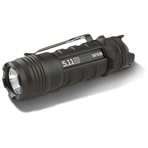 5.11 Rapid L1 Tactical Flashlight, Style 53390, Black