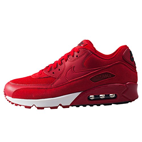 Red Scarpe 90 Essential Nike Da Max Ginnastica Air Red white Uomo black gym Gym xqwETP
