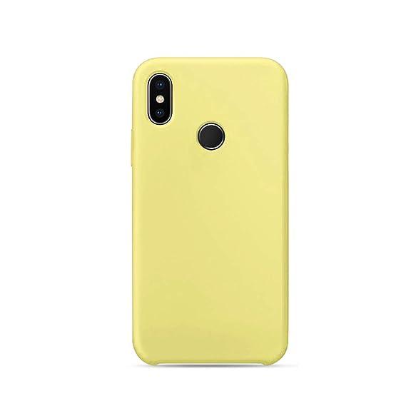 Beryerbi Funda Compatible para Xiaomi Mi 8 Carcasa Silicona Colores del Caramelo Protector TPU Ultra-Delgado Anti-Arañazos Caso Caja para Mi 8 SE