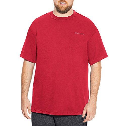 Champion - Maglietta sportiva - Maniche corte  -  uomo Pigment Scarlet XXX-Large