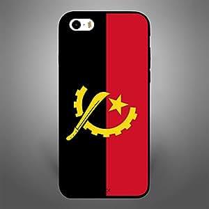 iPhone 5S Angola Flag