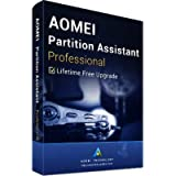 AOMEI Partition Assistant Professional + Free Lifetime Upgrades - Digital Delivery