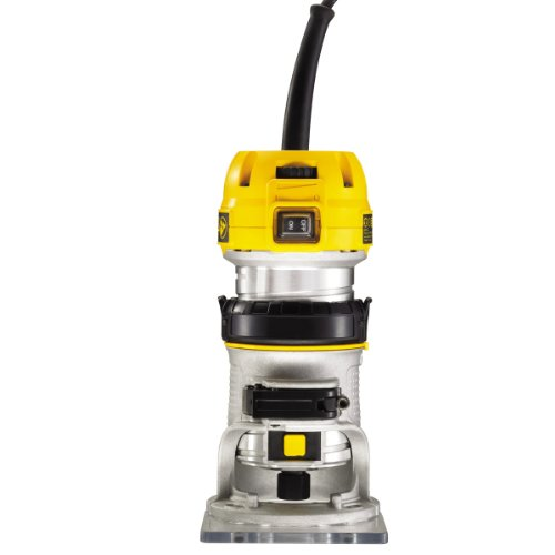 DeWalt D26200 1/4in Compact Fixed Base Router 230 Volt DEWD26200