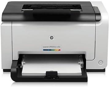 HP CP1025NW LaserJet Pro Impresora Láser - Color: Amazon.es ...