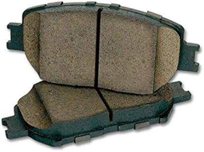 Centric 105.1124 Posi-Quiet Ceramic Brake Pad with Shims 105.11240
