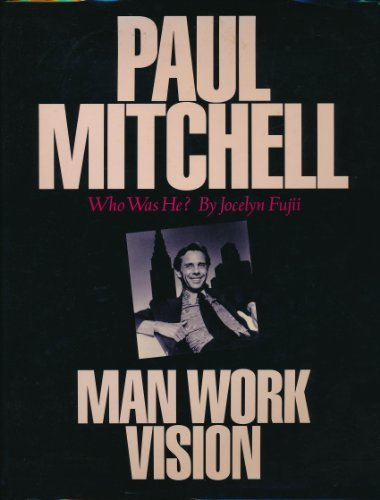 Price comparison product image Paul Mitchell: Who Was He Man Work Vision