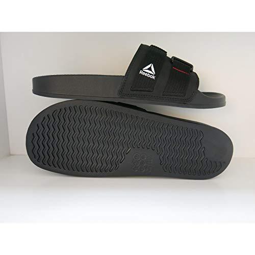black Negro Zapatos Rbk Red Y Para white De Utilitarian Piscina Playa 000 primal Hombre Fulgere Reebok 6PwvxTT