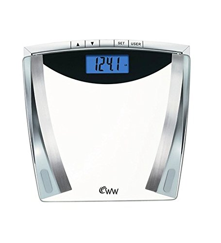 Conair Weight Watchers Digital Glass Body Analysis Scale