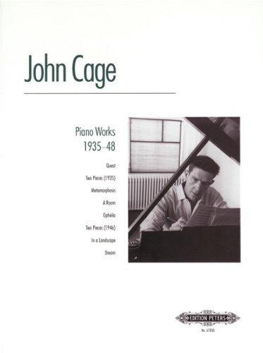 Cage: Piano Works - Volume 3 (1935-48)
