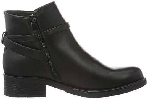 Psdaniella Black Pieces Courtes Bottes Boot Femme 1qEwdE