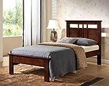 ACME 21522T Donato Bed Room Set, Twin, Capuccino Finish