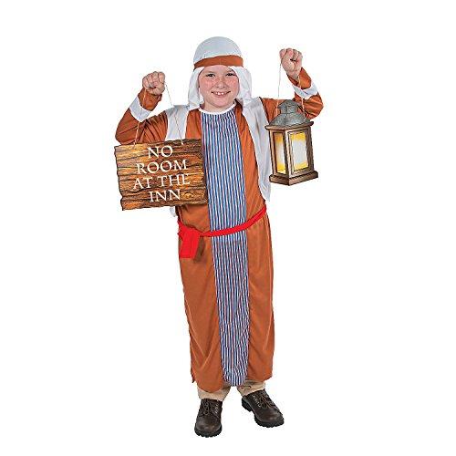 Innkeeper Boys Costume - Kids Innkeeper Costume