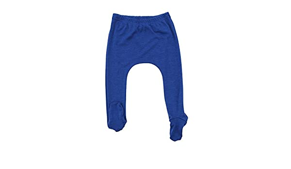 643bf43d5 Amazon.com: Nui Merino Thermal Footed Pants Navy: Clothing