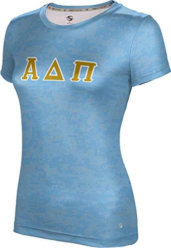 (ProSphere Alpha Delta Pi Women's Performance T-Shirt (Digital) B8894 (Medium))