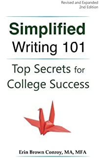 Amazon english 101 first year composition 9780757555718 simplified writing 101 top secrets for college success fandeluxe Images