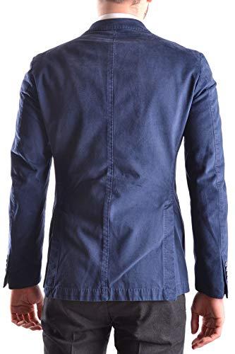 m b L Mcbi28869 Homme Blazer Coton Bleu pSd5qnv