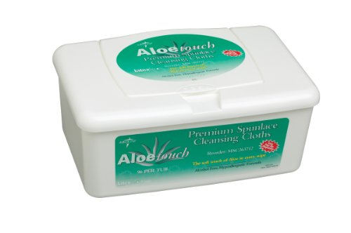 Aloetouch Wipes - Scented - 6 Packs Per Case - Model MSC263712 ()