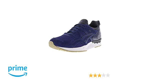 38f49501b5abe Onitsuka Tiger by Asics Unisex Gel-Lyte V Blue Print/Blue Print Sneaker  Men's 10, Women's 11.5 Medium