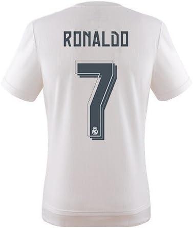 Trikot Adidas Real Madrid 2015 2016 Home Ronaldo [Größe XL]