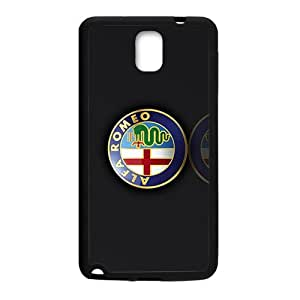 Cool-Benz Unique car logo Alfa Romeo Phone case for Samsung galaxy note3