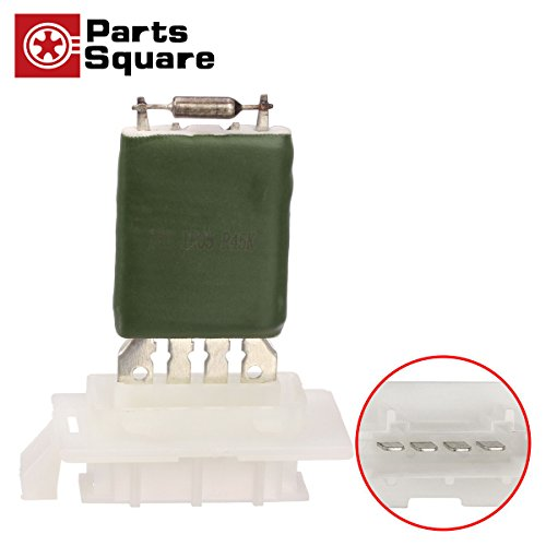PartsSquare HVAC Blower Motor Resistor MT1823 Replacement for 2008 2009 2010 2011 2012 AUDI S3 2006 2007 2008 2009 2010 2011 2012 2013 AUDI A3 2012 2013 2014 2015 VW BEETLE 2009 2010 2011 2012 VW CC