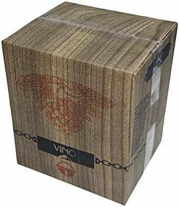 BAG IN BOX 10L/15L - VINO TINTO BARRIOBERO - CAJA DE VINO TINTO CON GRIFO (BAG IN BOX 15 LITROS)