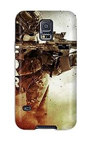 EiQqJOj4920edpzu Case Cover For Galaxy S5/ Awesome Phone Case