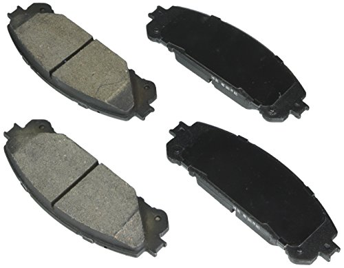 Bosch BE1324H Blue Disc Brake Pad Set with Hardware