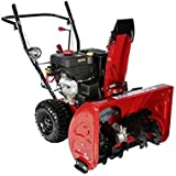 """Amico AST-30 Deluxe 302cc Two-stage Electric Start Gas Snow Blower/Thrower, 30"""""""