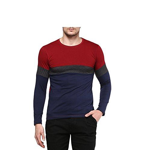 256c408f599 Urbano Fashion Men s Maroon