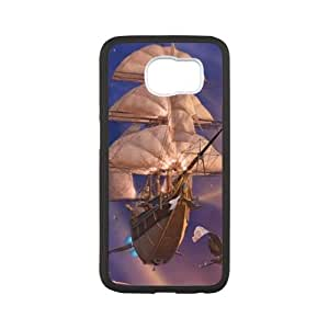 Treasure Planet Samsung Galaxy S6 Cell Phone Case White gift E5644791